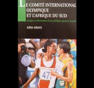 LE COMITÉ INTERNATIONAL OLYMPIQUE ET L'AFRIQUE DU SUD - Juge Kéba Mbaye : 5 000 F CFA