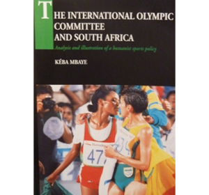 THE INTERNATIONALOLYMPIC COMMITEE AND SOUTH AFRICA V. ANGLAISE - Juge Kéba Mbaye : 5 000 F CFA