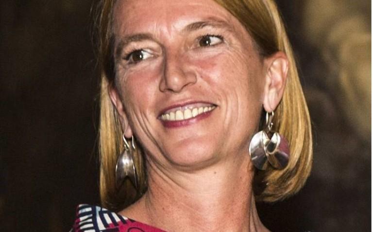 Isabelle de Guillebon Directrice Samu Social Sénégal