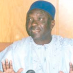 M. Youssoupha Ndiaye Ancien Ministre des sports